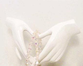 Pink 4mm AB Bicone Beads   Jewelry Bead Crystal Bead Jewelry Bead Supply