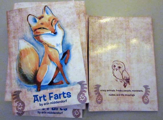 Art Farts - the Art of Erin Middendorf