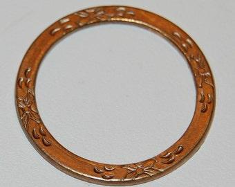 Vintaj Eternity Garden Ring