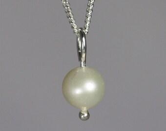 Pearl Drop Neck
