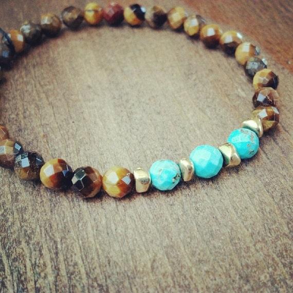 Wisdom & Truth Mala Bracelet - Worry Bead, Mala, Yoga Jewelry, Reiki, Spiritual Jewelry, Meditation, Protection