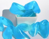 Clean Cotton Scented Blue Fortune Cookie Soaps, 8