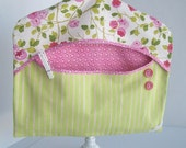 Go Green Cloths Pin Bag In Pink