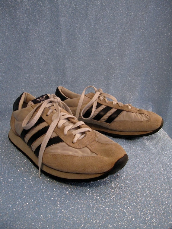 Vintage Adidas 70s 80s Running Shoes By Reallytruly On Etsy