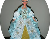 OOAK - Marie Antoinette -  Creations by Carol - Listing Reserved for Jane