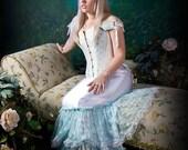 Faerytale Bride - corset outfit