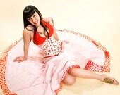 Grace Skirt - Polka Dots