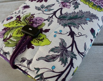 iPad Sleeve Case Bag/padded cover for iPad/ linen