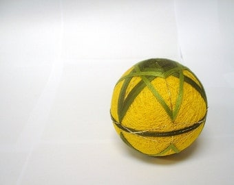 Japanese Temari Ornament