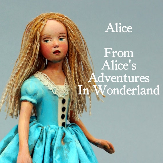 Alice in Wonderland - Limited Edition Doll
