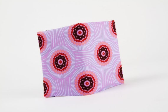 Card holder - Bubble burst in confection