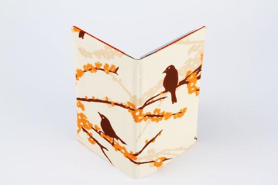 Card holder Queen size - Bird on a branch