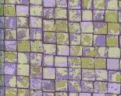 Lavender MOSAIC Tiles by Carla Miller for Westminster Fabrics - 1 yard
