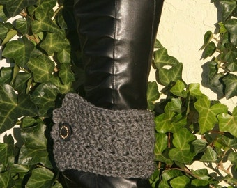 CROCHET PATTERN - The Maxi Boot Bands