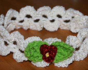 CROCHET PATTERN --- Fancy Pants Headband Pattern / Newborn to Adult
