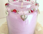 Candle Rings (Elastic Beaded) - Nothing But Love