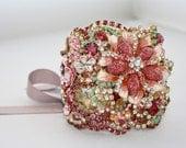 Doloris Petunia One of a Kind Custom Cuff (Example)