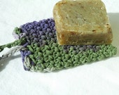 Countryside Ombre Soap Saver by Sam, Cotton - Free Shipping, TFI