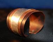 Copper POWer Cuff