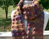 Colors of the Sedona Desert Scarf