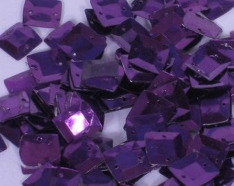 100 SEQUINS METALLIC.......Purple Color / KBSS239