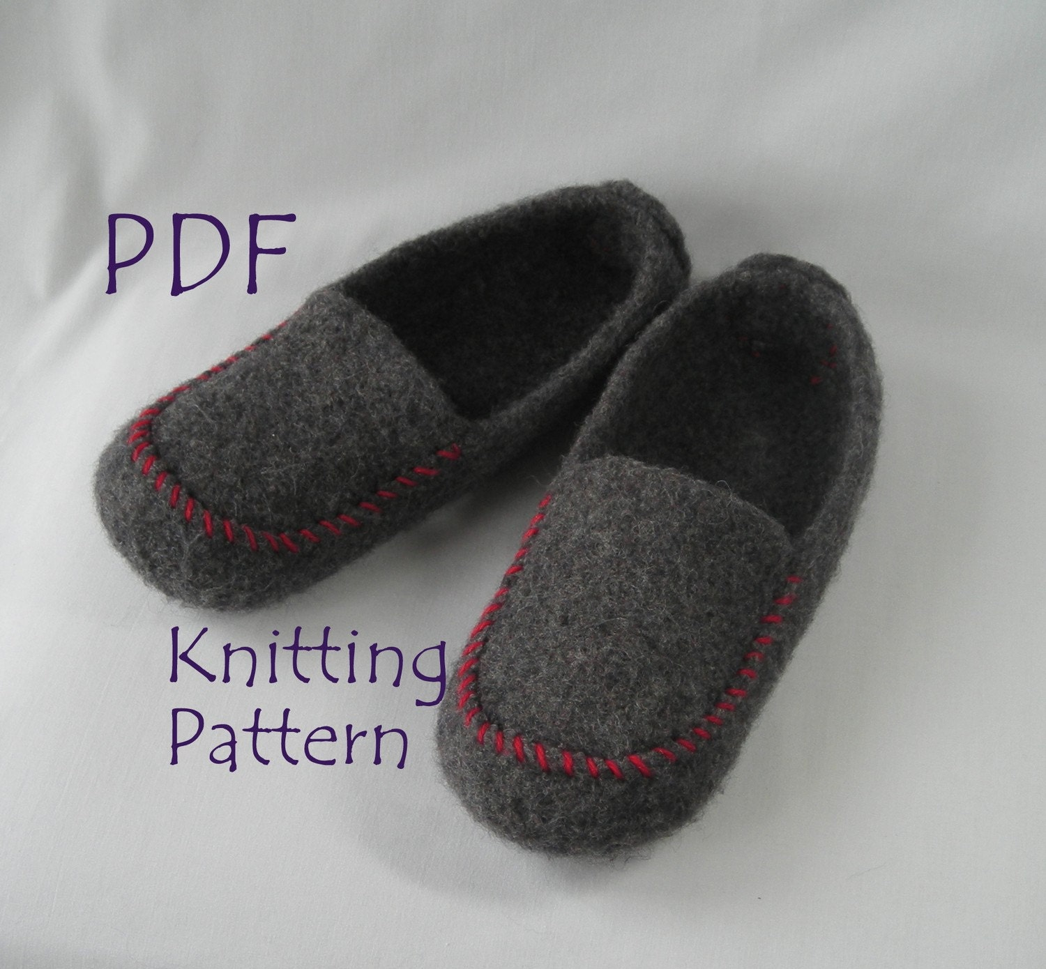 Lavender Hill Knits Felted Slipper Patterns Any Two For