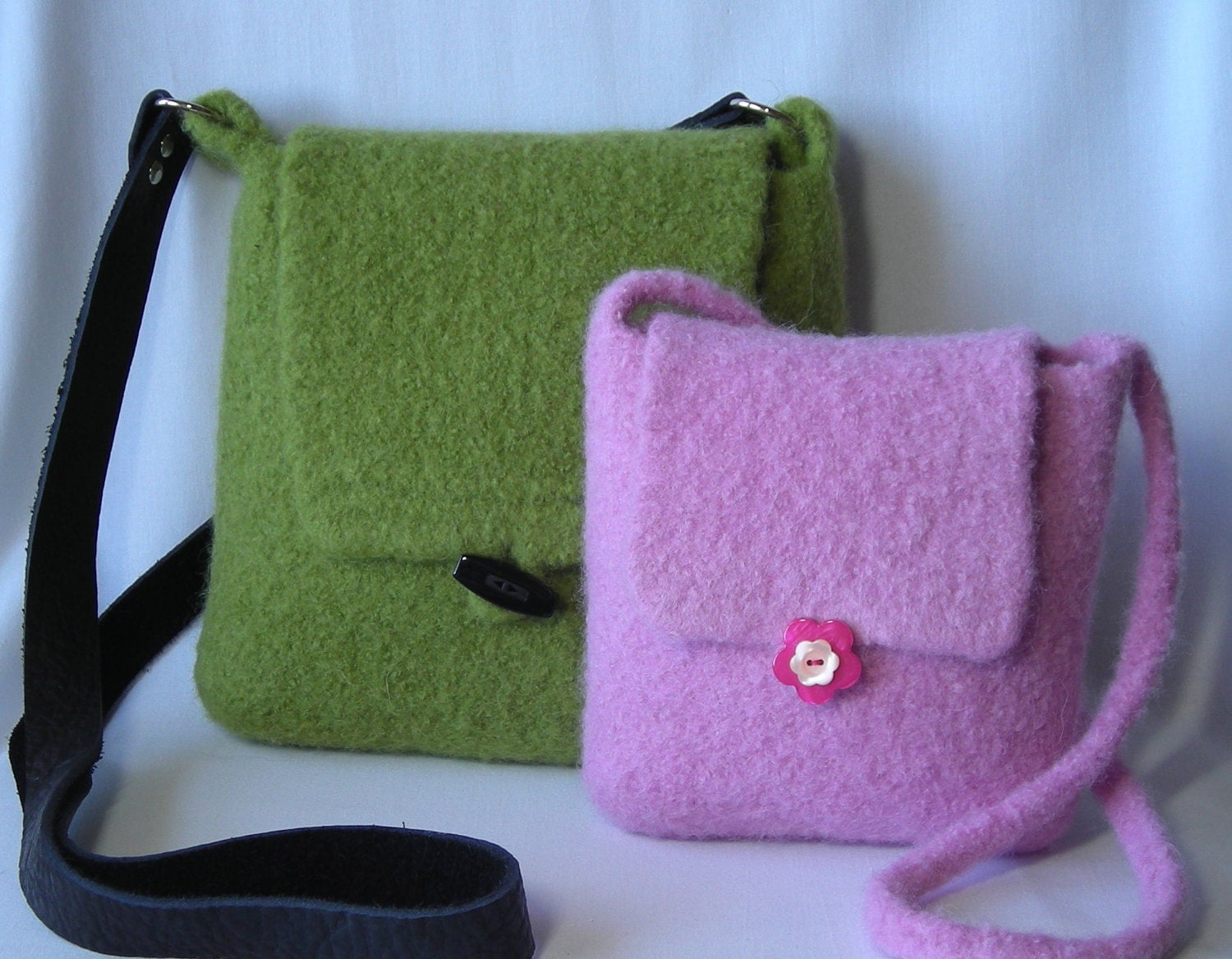 Knitting Bag Pattern : All Bags & Purses