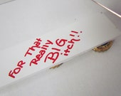 Giant Red Neck Back Scratcher~Gag Gift~Novelty Item