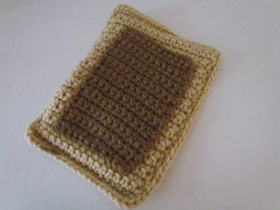 Amigurumi Crochet Pop Tart Play Food~Crochet Play Food~Pretend Play~Children's Kitchen Play Food~Crochet Toy~Soft Toy~Birthday Gift~Food