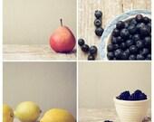 Simple Fruit Collection 4 - 8x8 prints