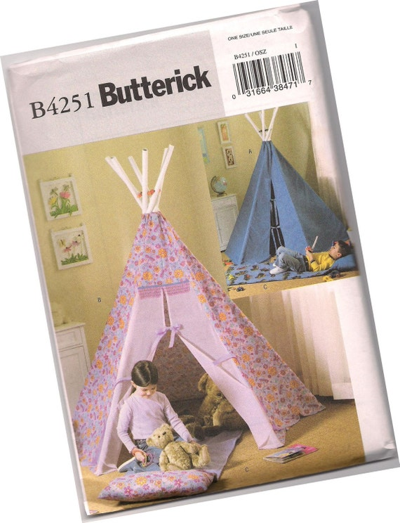 butterick pattern b4251 pattern and instructions for play