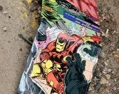 Iron Man: When Armors Clash Comic Book Wallet