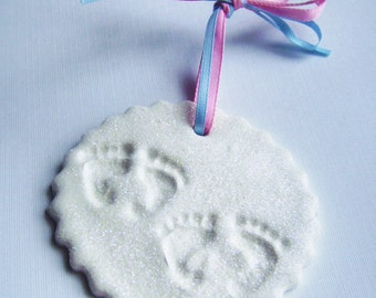 You've forever changed my life- infant loss ornament, memorial ornament