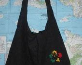 Hawaiian-Rasta Flower Bag