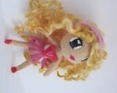 Valentine Magical Girl Doll