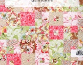 Busy Bee Quilt Designs Hip To Be Square : Items similar to Hip Baby Fast and Easy Baby Quilt Pattern from Busy Bee Designs on Etsy