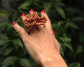 PLANT Statement ring