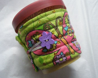 quilted ICE CREAM cozy