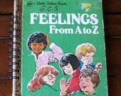 Upcycled Feelings Little Golden Book