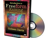 Introduction to Freeform Knitting DVD