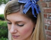 Upcycled Twiggy Headband