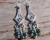 Drops of Poison Earrings