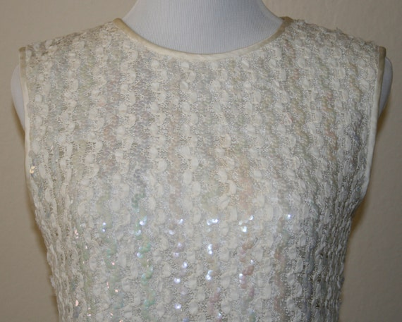 NEW LOWER PRICE - Inspired Jackie Onassis Sequin Dress
