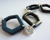 T-Eko Bracelet - Resin and silver
