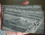 Postcard from the Shoe House in York PA