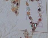 fatdog Rosary - R101 Multi Gemstone