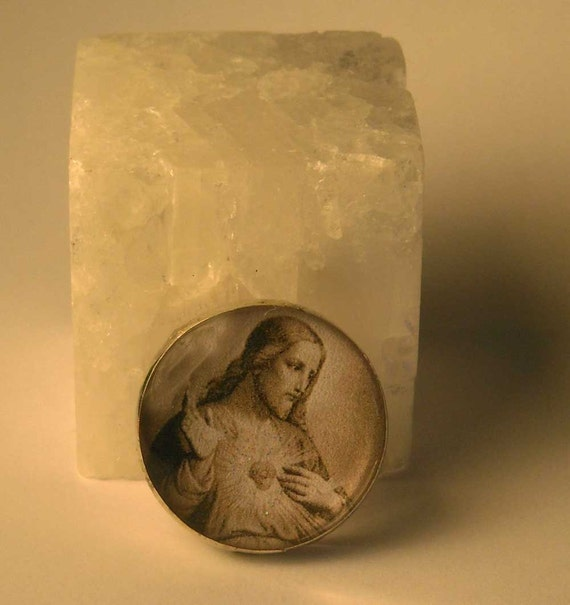 Pocket Prayer Pebble - Jesus / Peace