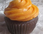 Cupcake Soap - Autumn Spice Cupcake Soap - Fall Soap