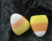 NEW.....Our Colossal Candy Corn Soap