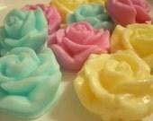 Buttercream Rose Soap...The Best Part of the Birthday Cake - Spring Flower Soap
